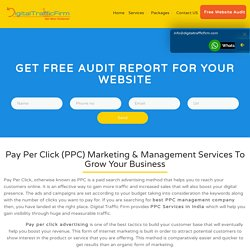 Top Rated Pay Per Click Advertising Company