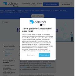 Ratio de rotation - Qu'est-ce qu'un ratio de rotation ?