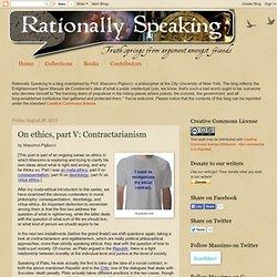 Contractarianism