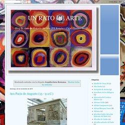 UN RATO DE ARTE : Arquitectura Romana