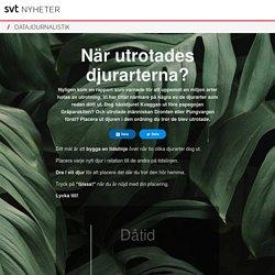 Rätt i tiden - Utdöda djur - SVT Nyheter