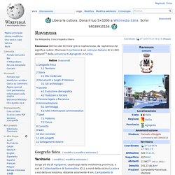 Ravanusa - Wikipedia