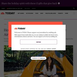 How Alyssa Ravasio created Hipcamp, the Airbnb of the outdoors