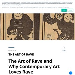 THE ART OF RAVE – Hans & Fritz Contemporary