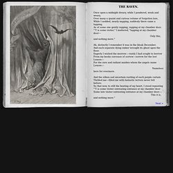 The Raven by Edgar Allan Poe Illustrated by Gustave Dor
