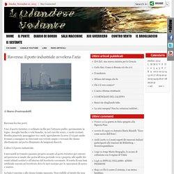 Ravenna: il porto industriale avvelena l'aria