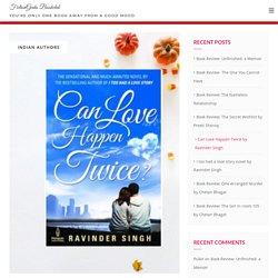 Can Love Happen Twice by Ravinder Singh - FictionGeeks Bookclub
