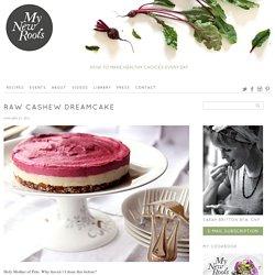 Raw Cashew Dreamcake