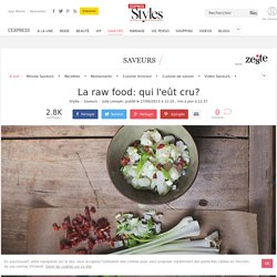 Sant raw food pearltrees - Cuisiner cru 70 recettes raw food ...