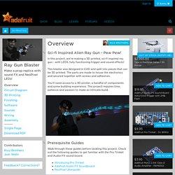 Ray Gun Blaster