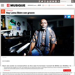 Ray Lema libère son groove