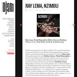 Ray Lema, Nzimbu - DJAM