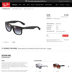 Ban RB4165 Justin Sunglasses | Official Ray-Ban Store