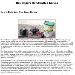 Ray Rogers Handcrafted Knives