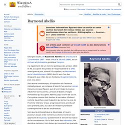 Raymond Abellio