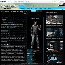 "Raymond ""T-Bone"" Kenney - Watch Dogs Wiki"