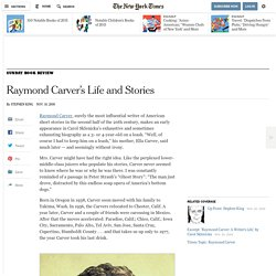 Raymond Carver's Life and Stories