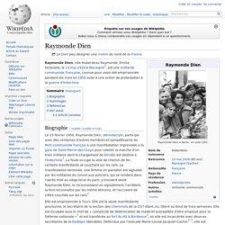 Raymonde Dien
