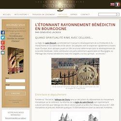 L'étonnant rayonnement bénédictin en Bourgogne