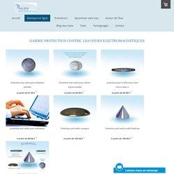 protection rayonnement électromagnétique - LEAU-LAVIE