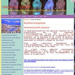 Lesdangers des rayonnements electro magnétiques naturels et artificiels