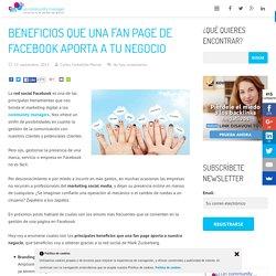 Razones por las que una empresa debe estar presente en Facebook