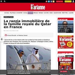 La razzia immobilière de la famille royale du Qatar en France