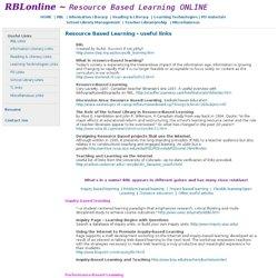RBL links