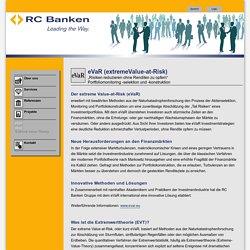 RC-Banken eVaR