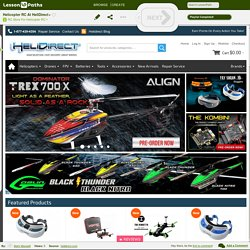 RC Store For Helicopter RC
