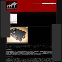 RCASwitchBox - ElephantStaircase