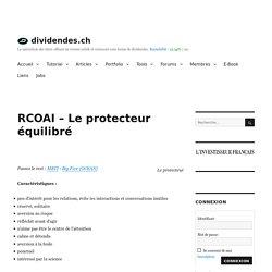 RCOAI - Le protecteur équilibré