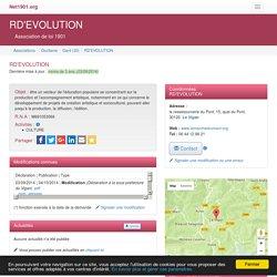RD'EVOLUTION - Notre-dame de la Rouvière
