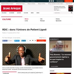 RDC : dans l'Univers de Patient Ligodi