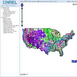 RE Atlas | maps.nrel.gov