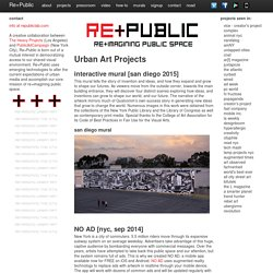 Re+Public - Projects