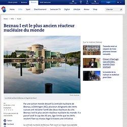 Beznau I est le plus ancien réacteur nucléaire du monde - Infos - Swisscom
