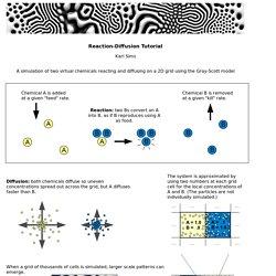 Reaction-Diffusion Tutorial