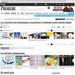 Les réactions des dessinateurs musulmans à l'attentat contre Charlie Hebdo - Photos de Fluctuat