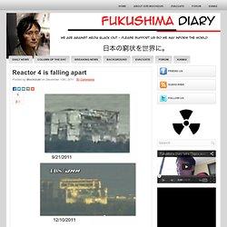 Reactor 4 is falling apart
