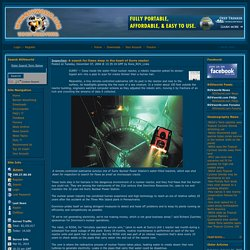 A search for flaws deep in the heart of Surry reactor - ROVworld Subsea Information