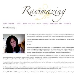 Read About Rawmazing Raw Food