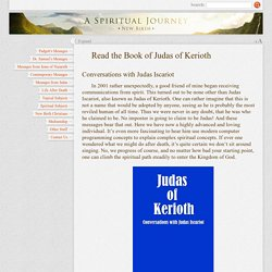 Read the Book of Judas of Kerioth