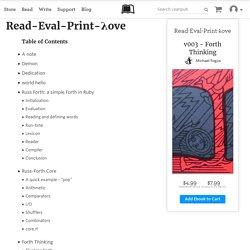 Read Read-Eval-Print-λove