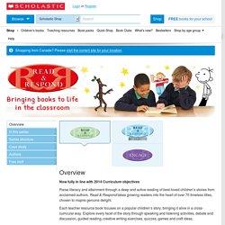 Read & Respond - Scholastic Shop