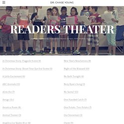 Readers Theatre Scripts