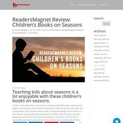 ReadersMagnet Review: Children's Books on Seasons