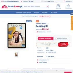 Reading B1 Ebooki, audiobooki, e-prasa do -60%