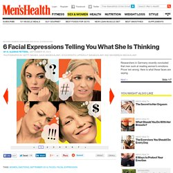 Reading Women's Emotions and Facial Expressions