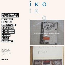 Reading — iKO iKO